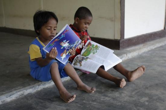 asyik-membaca