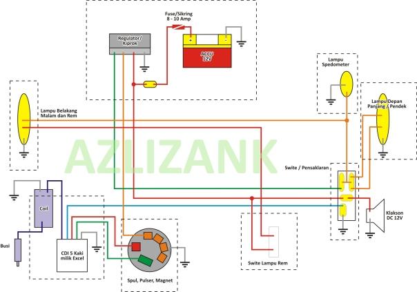 Skema kelistrikan vespa px sederhana azlizank skema kelistrikan vespa px sederhana cheapraybanclubmaster Image collections